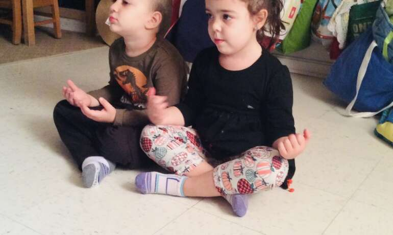 Fun Mindful Activities to do together as a family!