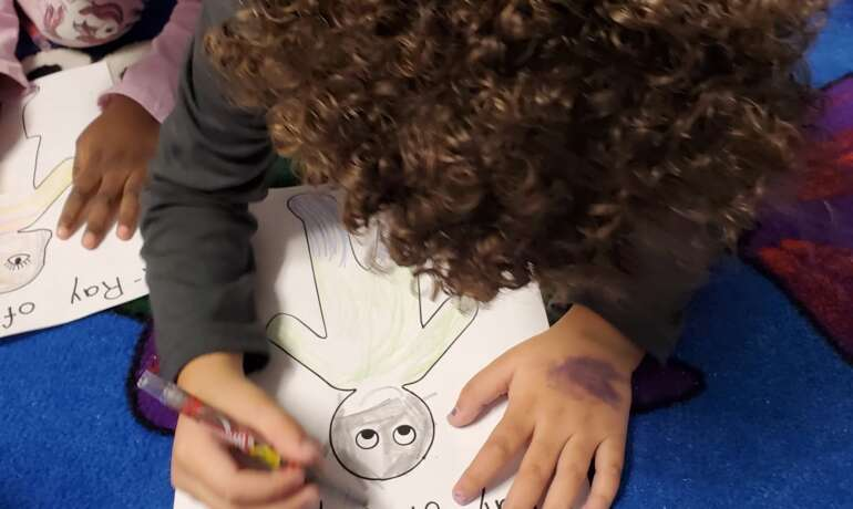 Draw Your Feelings! A Helpful Way to Show Empathy and Compassion for Others.